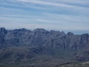 Sgurr a'Mhadaidh – South-west Peak