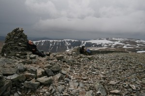Cairn of Claise